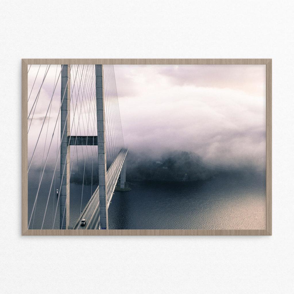 Plakat, bro, højbro