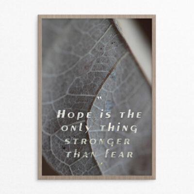 Plakat, tekst, natur